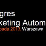 16 prelegentów i mnóstwo wiedzy. Kongres Marketing Automation coraz bliżej