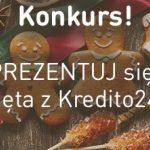 Kredito24 nagradza zwycięzców świątecznego konkursu
