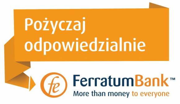 """Start nowej platformy edukacyjnej """"Pożyczaj odpowiedzialnie z Ferratum Bank"""" Finanse, LIFESTYLE - Platforma edukacyjna """"Pożyczaj odpowiedzialnie z Ferratum Bank"""" to kolejne działanie w zakresie odpowiedzialności społecznej Banku. Osią nowej aktywności jest poradnik, wydany pod taką samą nazwą, zawierający mnóstwo praktycznych wskazówek dotyczących zarządzania pieniędzmi."""