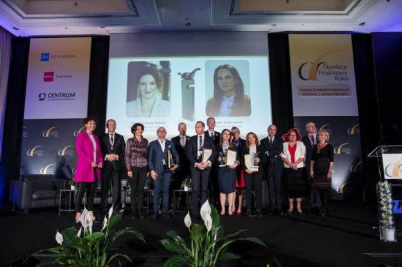 Dyrektor Finansowy Roku BIZNES, Gospodarka - Szefowe finansów Cyfrowego Polsatu oraz Parker Poland z tytułami Dyrektor Finansowy Roku