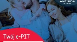 Rozlicz PIT w Avenidzie – bezpiecznie, szybko i wygodnie Finanse, LIFESTYLE - 16 marca w godz. 12:00-20:00 w Avenidzie urzędnicy z Krajowej Izby Skarbowej bezpłatnie pomogą mieszkańcom Poznania i okolic w składaniu zeznań podatkowych i w wysłaniu ich drogą internetową do odpowiedniego oddziału Urzędu Skarbowego.