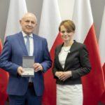 Leszek Gierszewski uhonorowany medalem 100-lecia Odzyskania Niepodległości