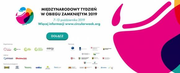 II Circular Week - tydzień dla zrównoważonego rozwoju w Polsce i Europie BIZNES, Gospodarka - Po raz drugi w Polsce odbędzie się Circular Week – seria wydarzeń promujących proekologiczne rozwiązania wśród firm i społeczności. W dniach 7-13 października br. zapraszamy na inspirujące spotkania, warsztaty oraz streetartowy happening z wykorzystaniem aluminiowych puszek.