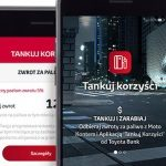 """Nowa edycja promocji """"Tankuj korzyści – zwrot za paliwo"""" od Toyota Bank"""