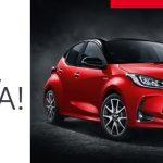 Pięć promocyjnych ofert finansowania nowej Toyoty Yaris