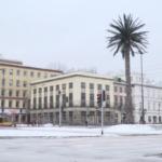 Zaśnieżona Warszawa - styczeń 2021 r. [przebitki]